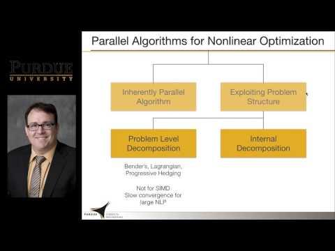 Parallel Algorithms for Nonlinear Optimization
