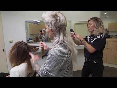 French Twist Hair Styling Tutorial