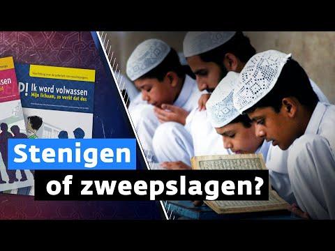 Zie hier wat kinderen op salafistische moskeescholen leren