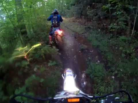 Chasing Dirt Road Heroes Through The Forrest