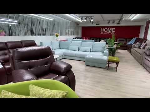 Магазин мягкой мебели на 1 этаже  «Домашнего очага» на Матусевича 35