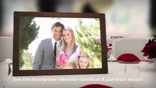 Wedding Background Music & Photo Video Display