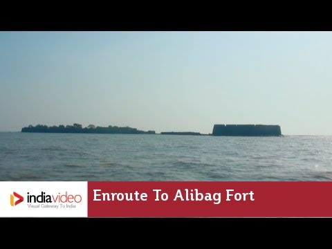 Enroute to Alibag Fort, Mumbai