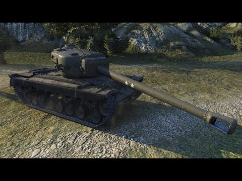 World of Tanks T34 - 7 Kills 6,9K Damage