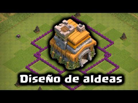 ALDEA DE AYUNTAMIENTO 7 | Diseño De Aldeas | Clash Of Clans Con ThAlvaro845