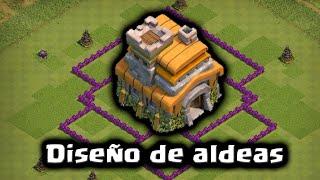 ALDEA DE AYUNTAMIENTO 7 | Diseño de Aldeas | Clash of Clans con ThAlvaro845 thumbnail