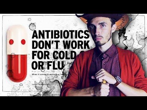 Антибиотики - [История Медицины]
