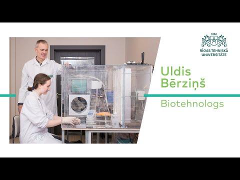 Piesakies par ēnu RTU biotehnologam Uldim Bērziņam Ēnu dienā 2020!
