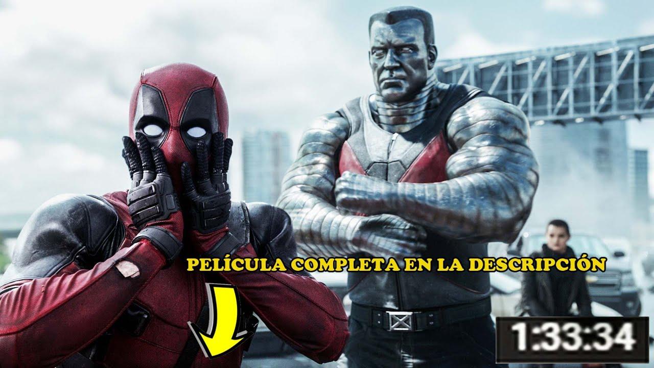 ver deadpool pelicula completa en español latino