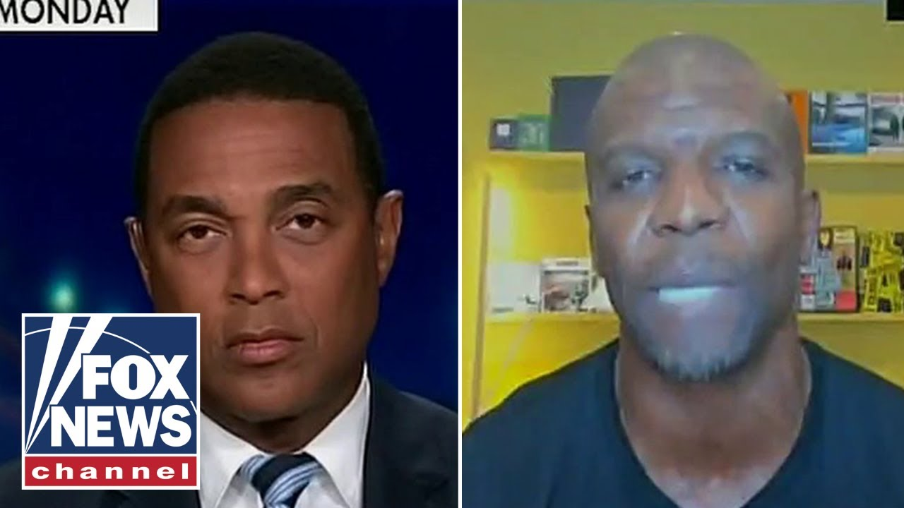 Don Lemon and Terry Crews spar over Black Lives Matter