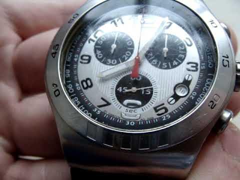 обзор часов Swatch