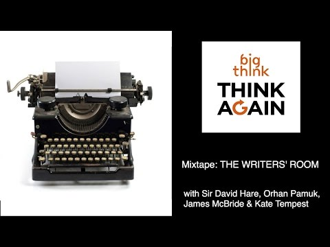 Think Again Podcast – Mixtape – The Writers' Room