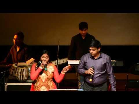 Kya teri zulfen hai by Pankaj Mathur & Anuja Sinha