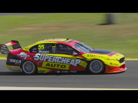 Mostert wants more success at Sydney Supercars round