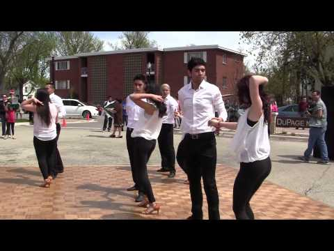 """El Perdedor"" by Aventura. Isis & ABC Dance Academy Bachata Performance"