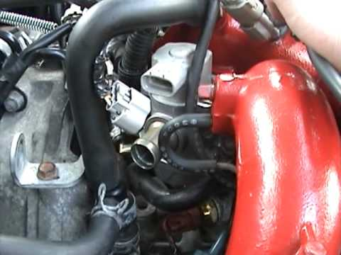1998 Subaru Impreza Wiring Diagram How To Replace The Idle Air Control Valve On Your Older