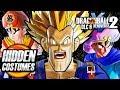 Dragon Ball Xenoverse 2 PC: DLC Pack 6 - ALL HIDDEN SECRET DLC CHARACTER COSTUMES GAMEPLAY (MOD)