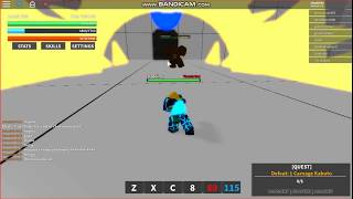 Roblox One Punch Man: Online [House Of Evolution Update] how to kill kabuto