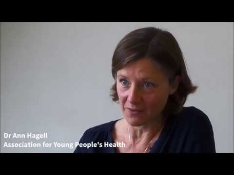 Interview: Ann Hagell, Association for Young People's Health