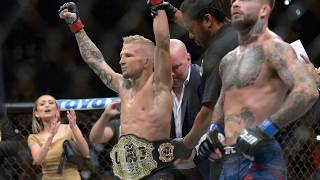 UFC 227 Fight Recap  Dillashaw vs Garbrandt by pro fighter trainer Joe Tussing