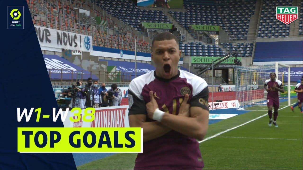 Download Top 10 superbs solo goals | season 2020-21 | Ligue 1 Uber Eats