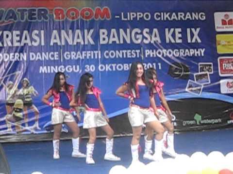 Lomba Modern Dance SD