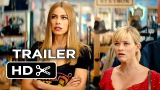 Hot Pursuit Official Trailer #2 - Exclusive Intro (2015) – Sofia Vergara, Reese Witherspoon Movie HD