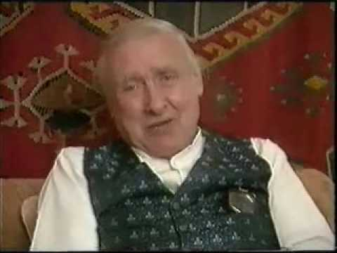SPIKE MILLIGAN - On The Ning Nang Nong, 18th March 1995