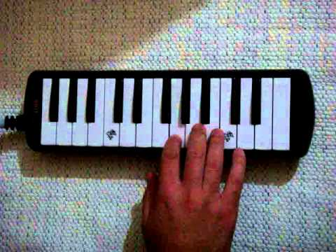 fenerbahçe marşı melodika notaları