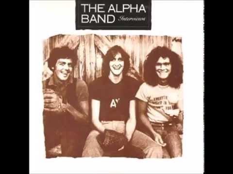 Alpha Band - Last Chance To Dance (1976)