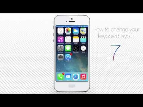 How to Change Keyboard Layout on iPhone and iPad