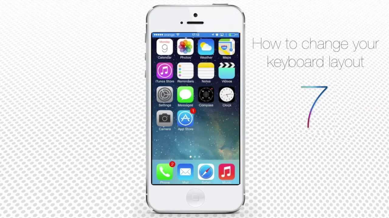 how to change keyboard on iphone how to change keyboard layout on iphone and 18627