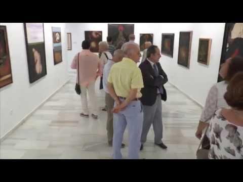 Reivindican el reconocimiento nacional del pintor Modesto Roldán