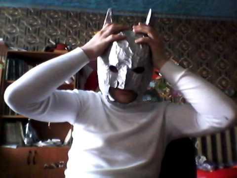 Как сделать маску супергероя