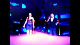 Премия МУЗ ТВ 2015 Москва Николай Басков и Софи