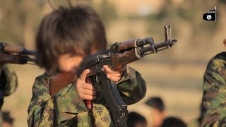 ISIS Is Recruiting More Child Soldiers, And It Wants You To Know