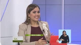 María Landaeta: La purificación del agua ayuda a evitar aparición de Hepatitis (3/3)