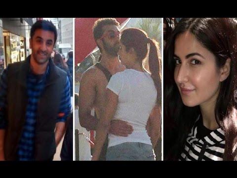 Katrina Kaif And Ranbir Kapoor Romantic Moments In Vienna