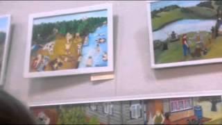видео музей наивного искусства