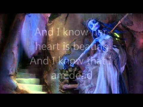 Corpse Bride - Tears to shed - lyrics