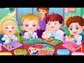 Baby Hazel Learns Vehicles - Baby Hazel Game Movie - Free kids games