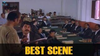 Mammootty Best Scene ||  Adikkurippu