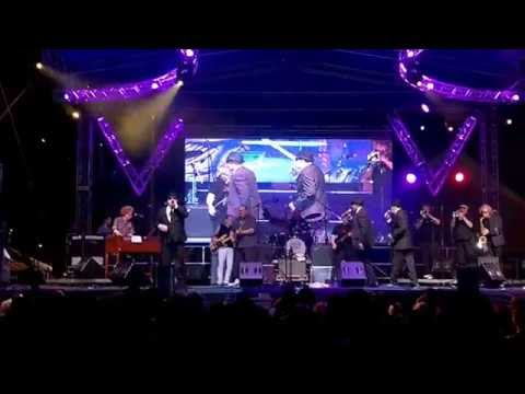 The 'Original' Blues Brothers Band - Soul Man @ Curaçao BlueSeas Festival 2015