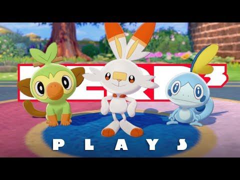 Nerd³ Plays... Pokémon Sword And Shield