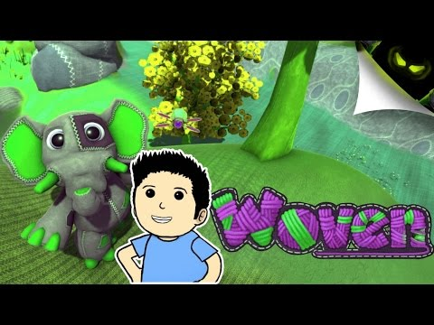 STUFFY STUFFED ANIMAL! | Woven | Gameplay | Playthrough | Walkthrough | Let's Play | Demo