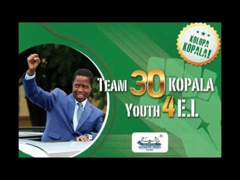 PF launches 'Team 30 Kopala for EL'