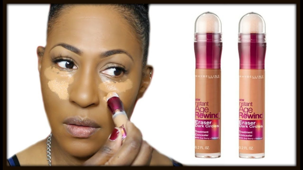 Maybelline Age Rewind Concealer Wear Test New Shades Tips Airyrooms Fit Me Matte Poreless Foundation 30ml Confidenceiskey Recipetogreatskin
