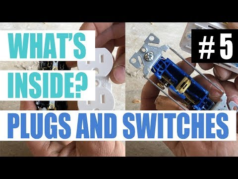 Episode 5 - Whats Inside A Plug and A Switch
