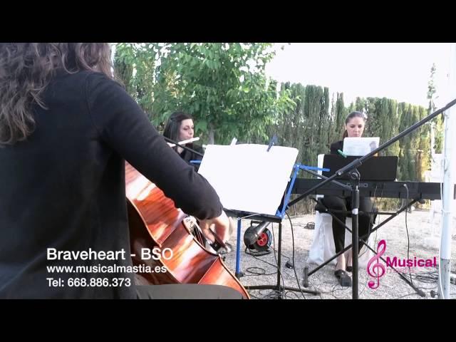 Braveheart - TORRE DE ZOCO - BODAS MURCIA Cieza Totana Lorca Caravaca Jumilla Abaran