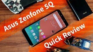 Asus Zenfone 5Q Quick Review
